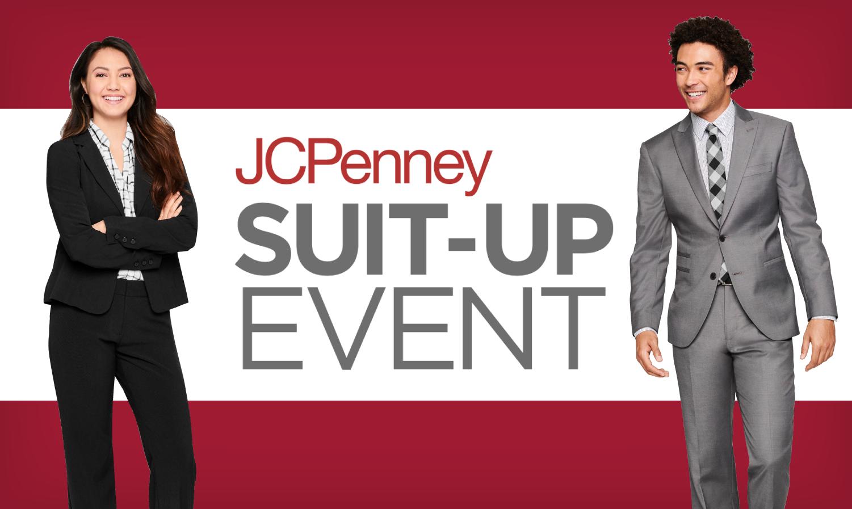 JC Penny Suit-Up Event 2019