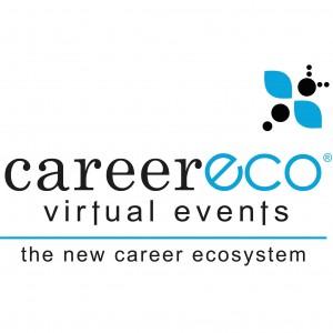 CareerEco Virtual Events, the new career ecosystem (logo)