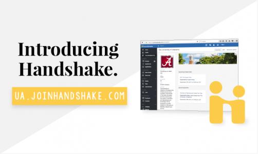 Introducing Handshake. UA.JoinHandShake.com